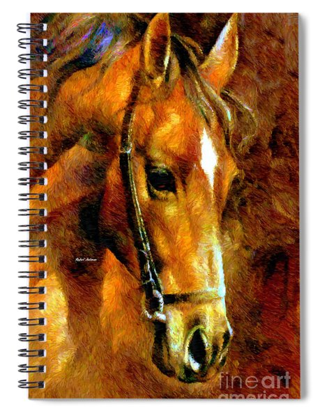 Pure Breed Spiral Notebook