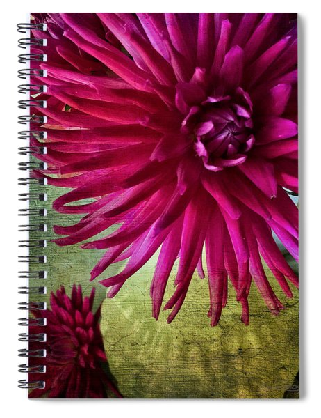 Rai Of Light Spiral Notebook