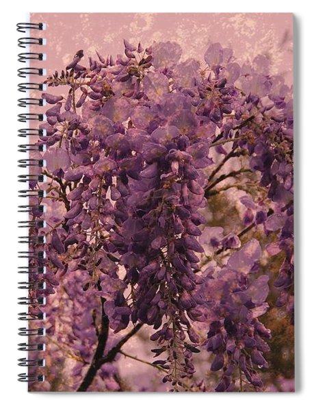 Purple Pleasures Spiral Notebook