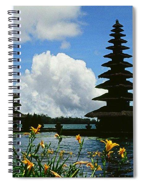 Puru Ulun Danau  Spiral Notebook