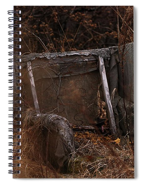 Putting Down Roots Spiral Notebook