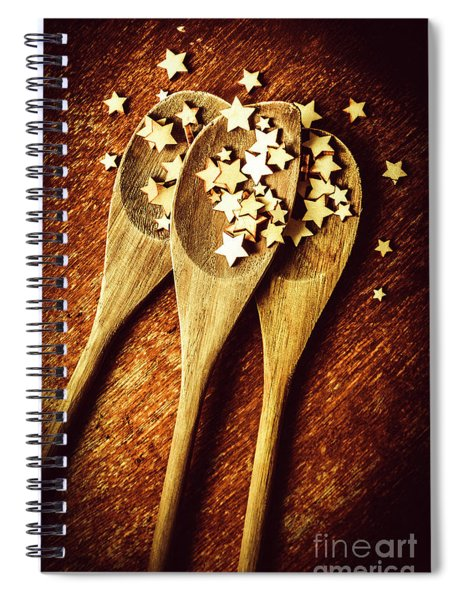 Quality Dish Review In The Baking Spiral Notebook
