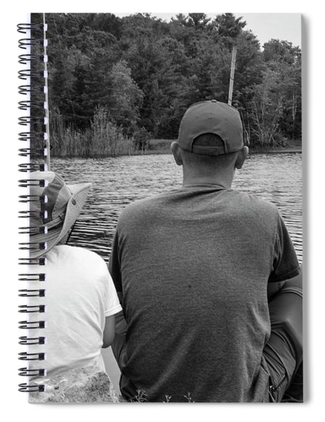 Quality Time... Spiral Notebook