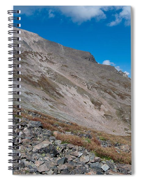 Quandary Peak Spiral Notebook