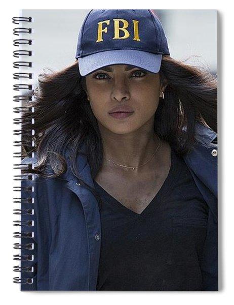 Quantico Spiral Notebook