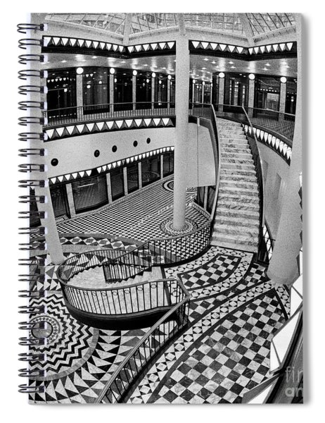 East Berlin Analog Sound Spiral Notebook