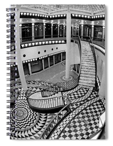 East Berlin Analog Sound Spiral Notebook
