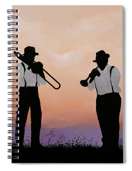Quattro Spiral Notebook