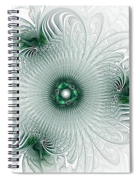 Queen Of Queens Spiral Notebook