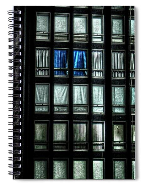 Quick Call The Condo Association Spiral Notebook