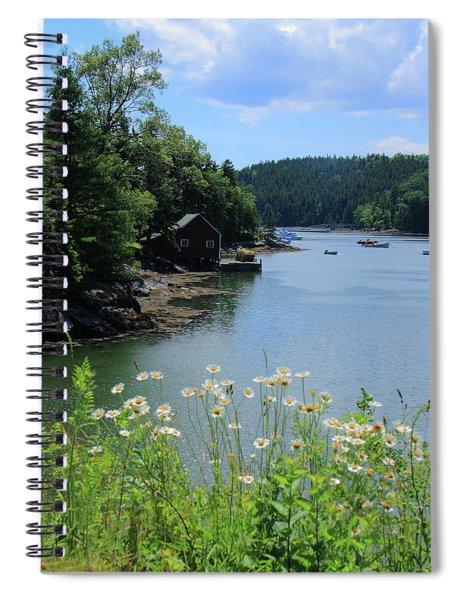 Quiet Cove 2 Spiral Notebook