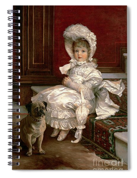 Quite Ready Spiral Notebook
