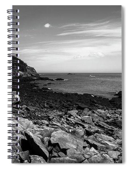 Quoddy Head State Park Spiral Notebook