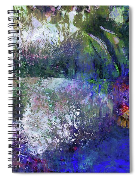 Rabbit Reflection Spiral Notebook