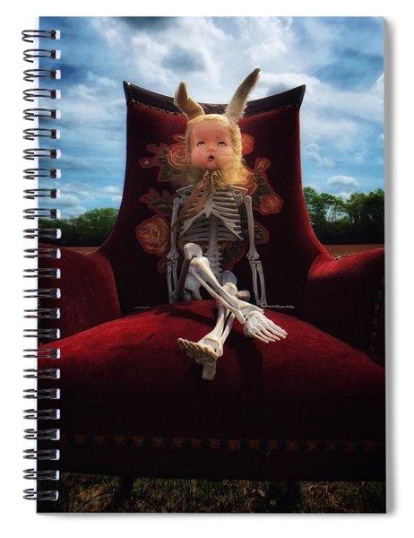 Wonder Land Spiral Notebook