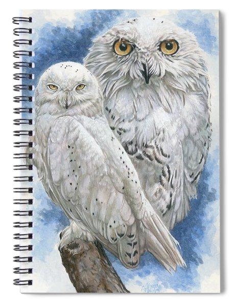 Radiant Spiral Notebook