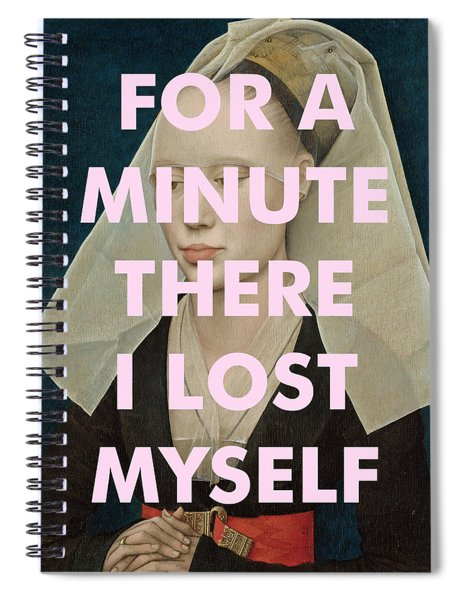 Radiohead Art Print Spiral Notebook