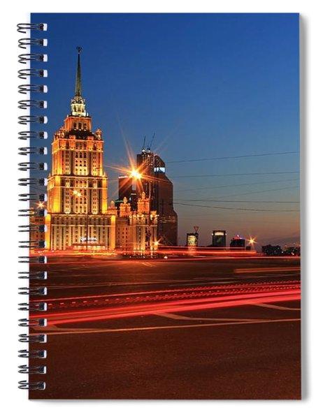 Radisson Spiral Notebook