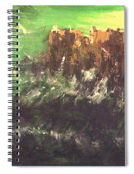 Raging Waters Spiral Notebook