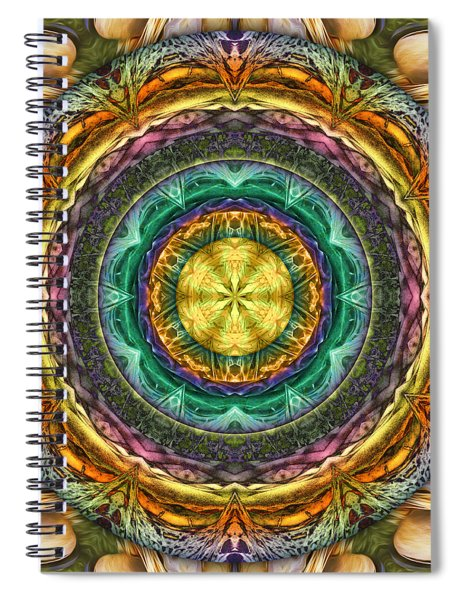 Ragtime Two-step Spiral Notebook