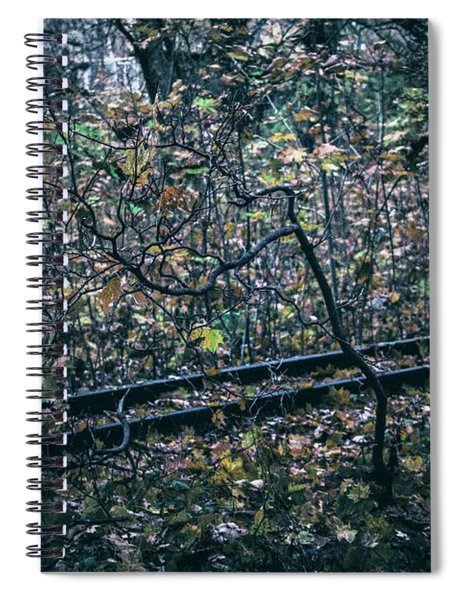 Rail Spiral Notebook
