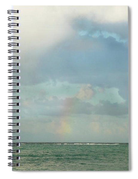 Rainbow 1 Spiral Notebook