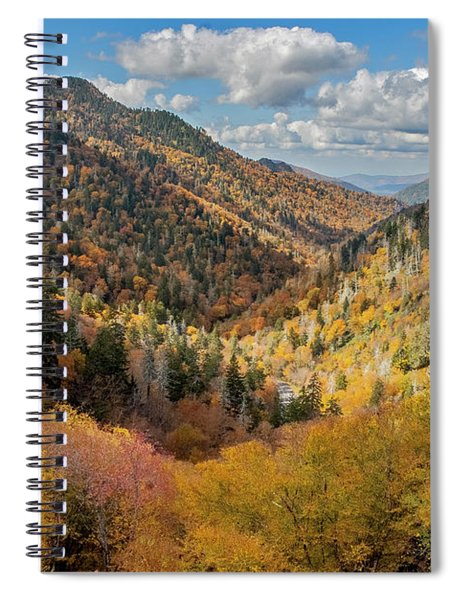 Rainbow Of Colors Spiral Notebook
