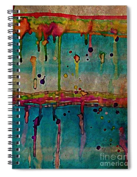Rainy Day Spiral Notebook