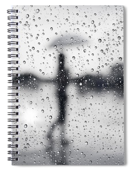 Rainy Day Spiral Notebook