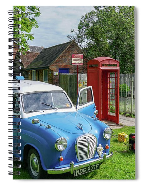 Ralph Restorations By Mike-hope Spiral Notebook