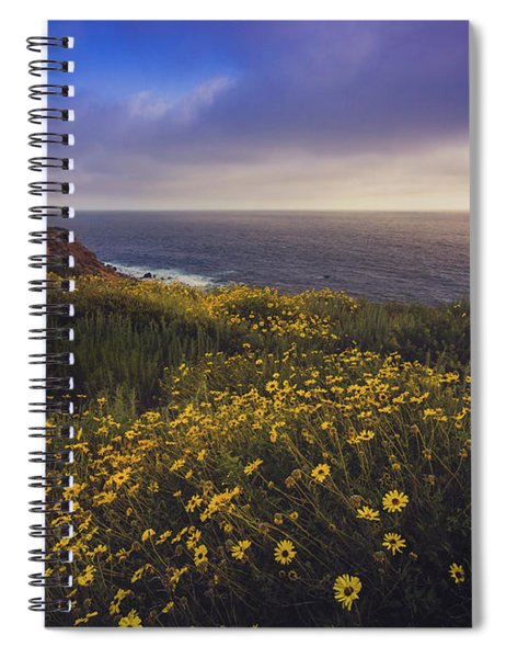 Rancho Palos Verdes Super Bloom Spiral Notebook