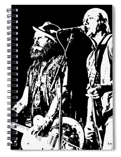 Rancid - Lars And Tim Spiral Notebook