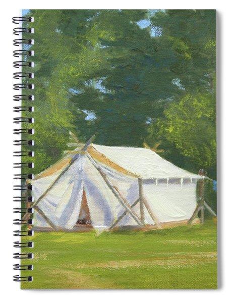 Randall's Camp Spiral Notebook