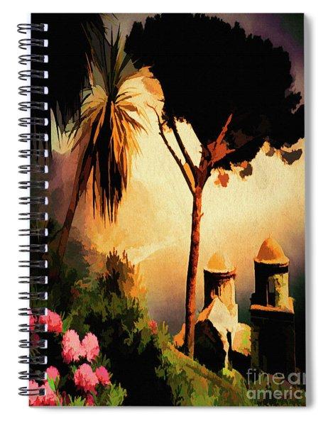 Ravello Spiral Notebook