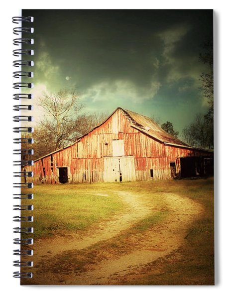 Ray Of Light Spiral Notebook