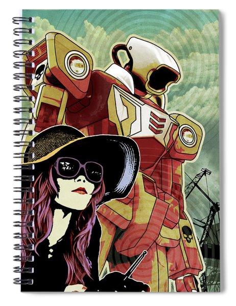 RC Spiral Notebook