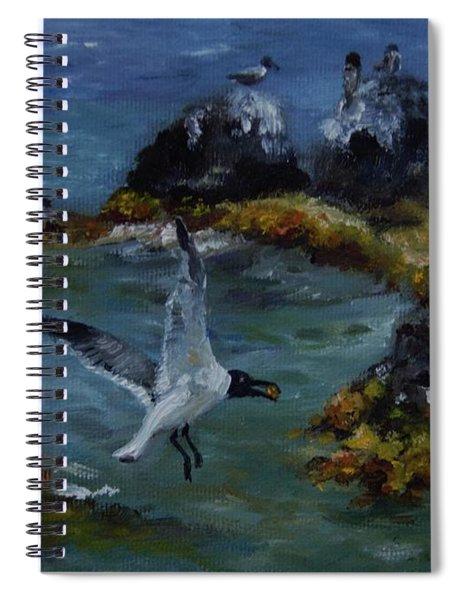 Re-tern-ing Home Spiral Notebook