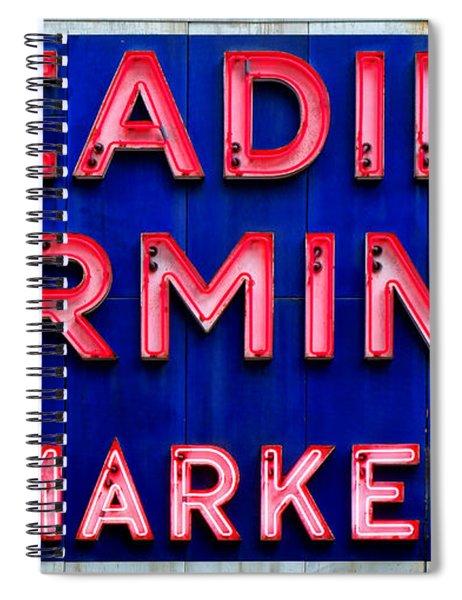 Reading Terminal Market Spiral Notebook