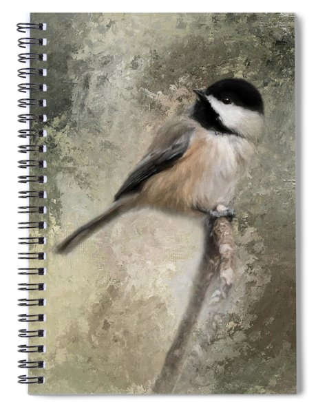 Ready For Spring Seeds Spiral Notebook