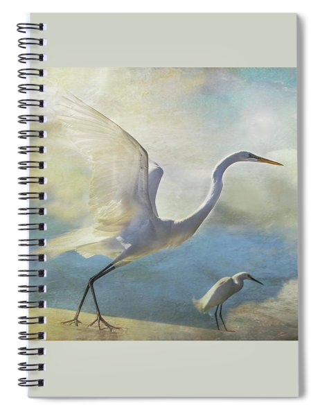 Ready To Soar Spiral Notebook