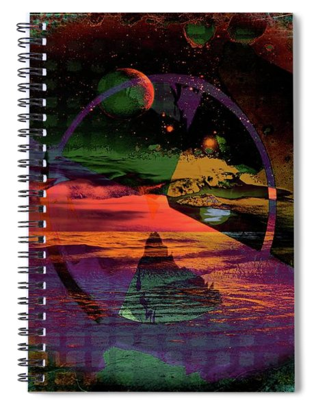 Realms Spiral Notebook