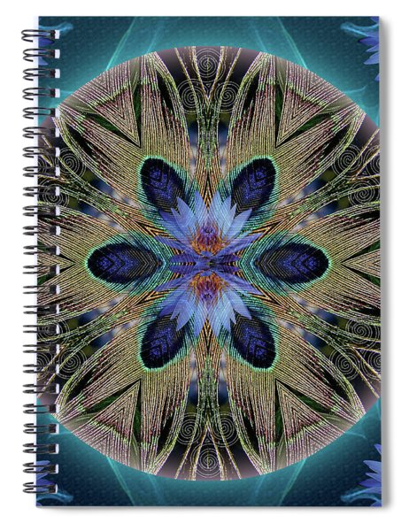 Rebirth Rising Spiral Notebook