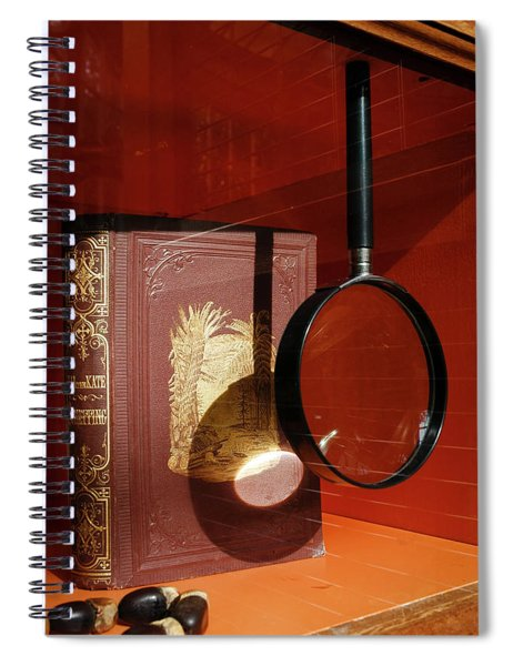 Recipe For Disaster At The Museum Spiral Notebook