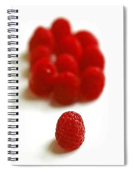 Red Army Spiral Notebook