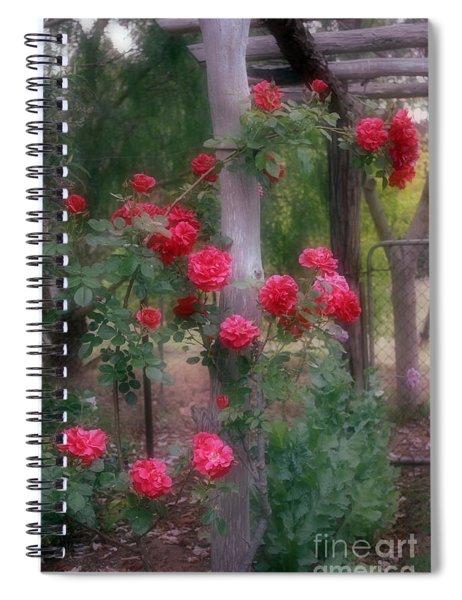 Red Rose Dream Spiral Notebook