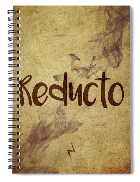 Reducto Spiral Notebook