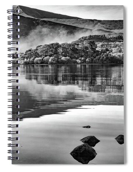 Reflections Of Derwent Spiral Notebook