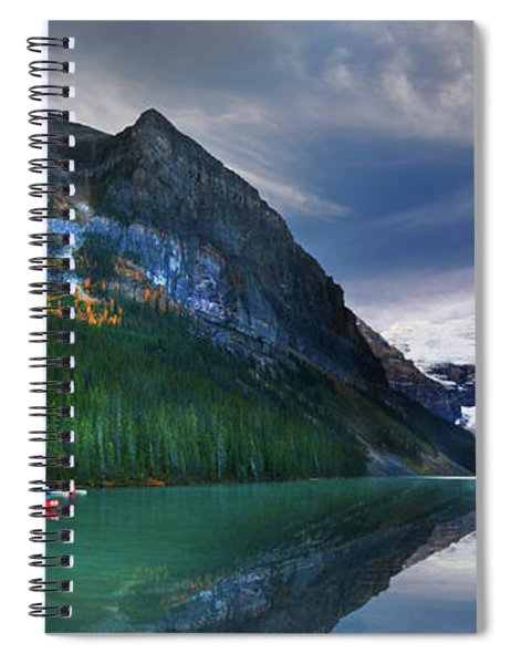 Reflections Of Spiral Notebook