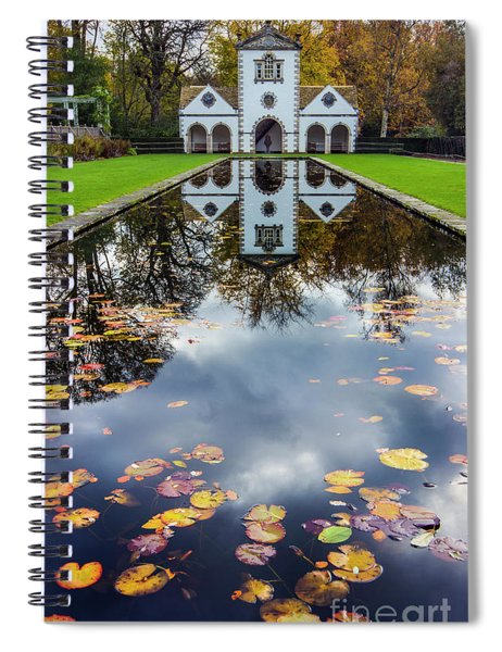 Reflections Of Life Spiral Notebook