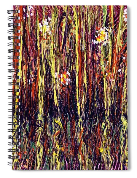 Reflections Of Mt. Dora Florida  Spiral Notebook